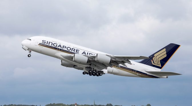 Singapore Airlines takes delivery of Airbus A380 aircraft – Silvija Travel Tips