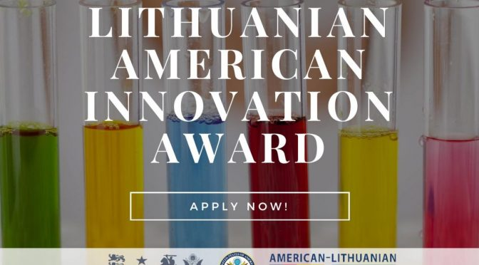 Lithuanian-American Innovation Award €10.000 – Silvija Travel Tips