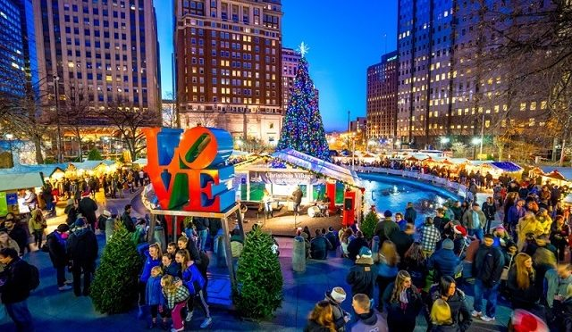 Christmas Tax-Free Shopping Break In Philadelphia – Silvija Travel Tips