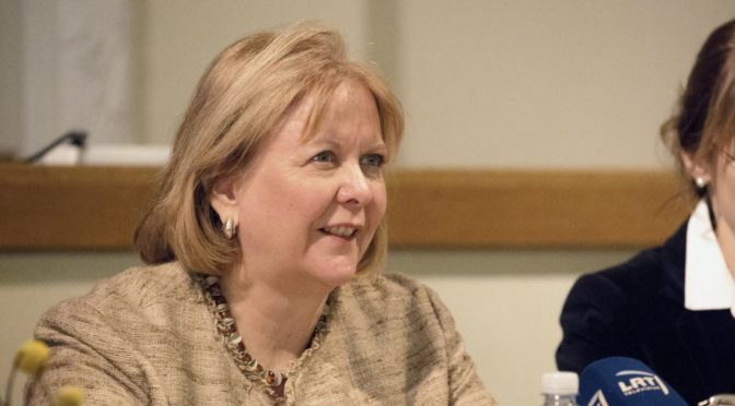 Ambassador Hall's Remarks at Press Conference for the Samuel Bak Museum Opening – Silvija Travel T
