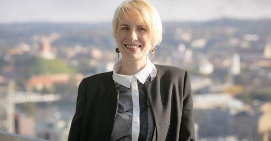 Inga Romanovskienė, Director of VšĮ Go Vilnius – Silvija Travel Tips
