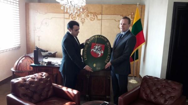 Teherane veiklą pradėjo pirmasis Lietuvos garbės konsulas Irane – Silvija Travel Tips