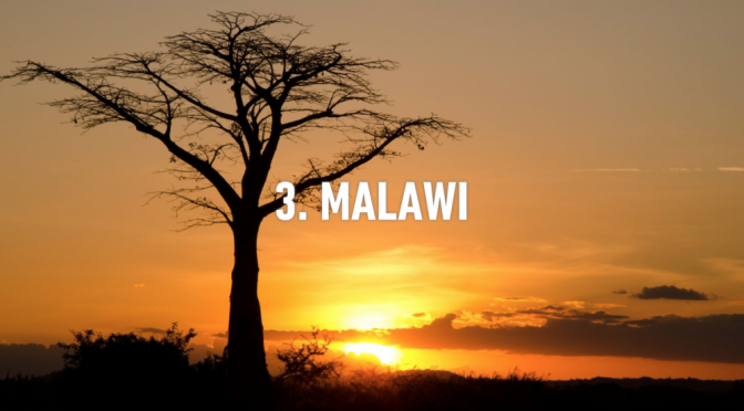 Malawi named #3 in top countries to visit in 2018 – Silvija Travel TV