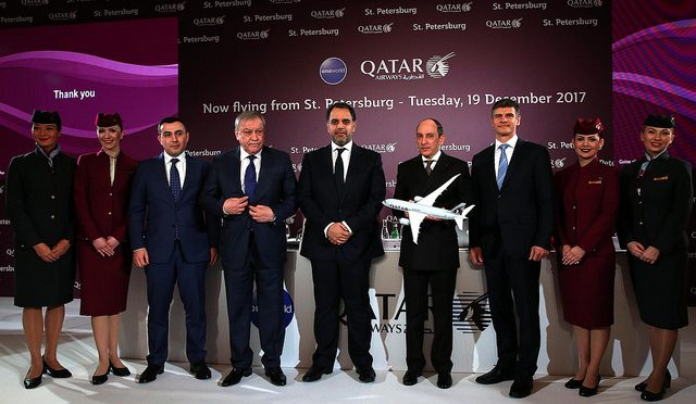 Qatar Airways launch daily direct flights to St. Petersburg, Russia – Silvija Travel Tips