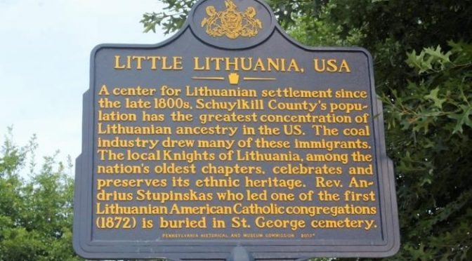 "DYK that there is ""Little Lithuania"" in the USA"