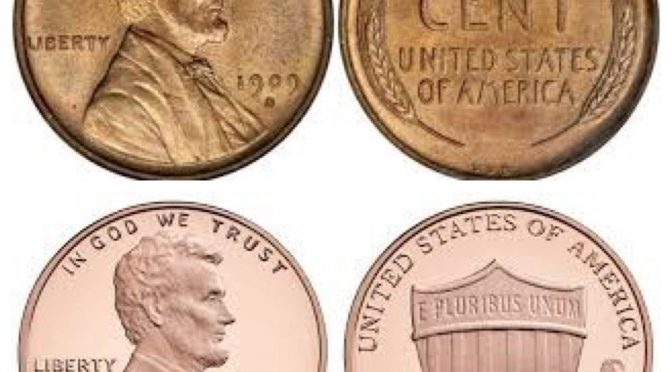 Lithuanian born Viktoras Breneris designed Lincoln penny