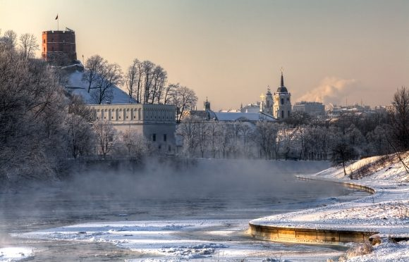 Vilnius is the most dynamically developing city in the Central and Eastern Europe