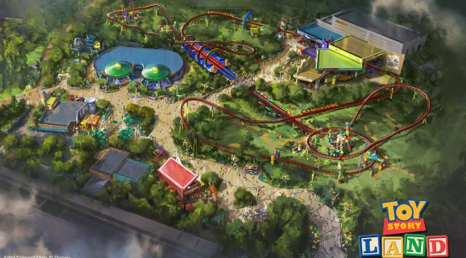 Toy Story Land To Open At Walt Disney World Resort – Silvija Travel Tips