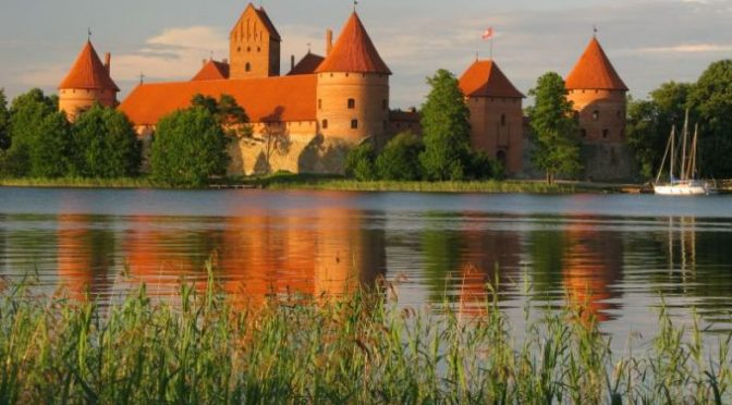 Lithuanian tourism stories are of particular interest to global media giants this year