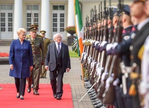 Airija – atsakingos politikos pavyzdys