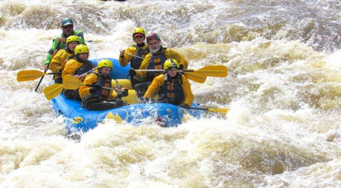 My Mountain Whitewater Rafting Adventure, Poudre River, Colorado – Silvija Travel Tips