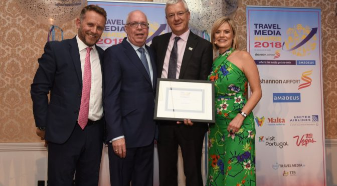 CONGRATULATIONS TO TOM TRAVERS – TRAVEL MEDIA AWARDS – SILVIJA TRAVEL TIPS