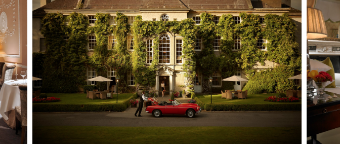 Make it a stylish September at Mount Juliet Estate with a break for two