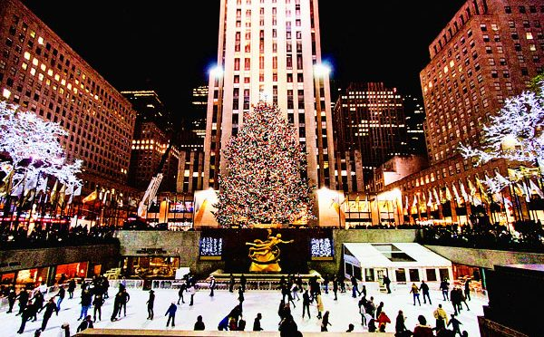American Holidays ultimate Christmas shopping breaks – Silvija Travel Tips