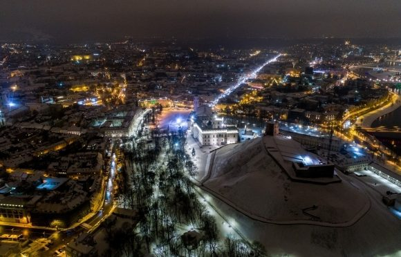 Magic awaiting in Vilnius, the capital of Christmas