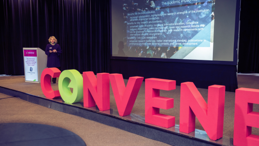 CONVENE 2019: YEAR-AFTER-YEAR CONSISTENCY AND QUALITY