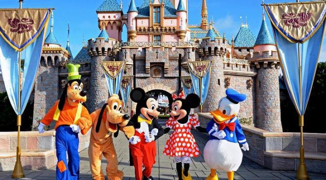 Dine for free at Disney with American Holidays