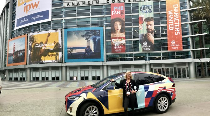 IPW 2019 Anaheim, California – Silvija Travel Tips