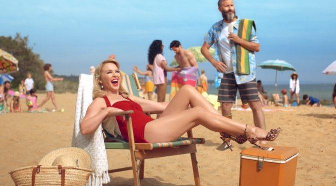 Australia's Pop Icon Kylie Minogue Invites Brits Down Under – Silvija Travel Tips