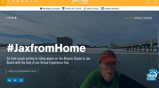 Visit Jacksonville Launches #JaxFromHome Virtual Experience Hub – Slvija Travel Tips