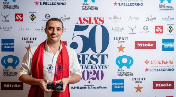 Odette in Singapore Secures No.1 Spot in Asia's 50 Best Restaurants – Silvija Travel Tips