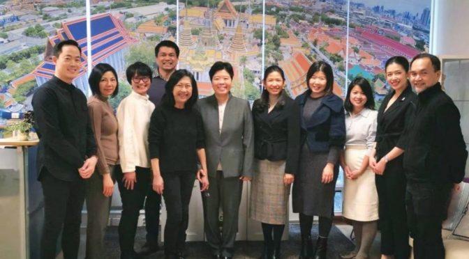 Ambassador-Designate of Thailand to Sweden visits Tourism Authority of Thailand (TAT) Stockholm Office – Silvija Travel Tips
