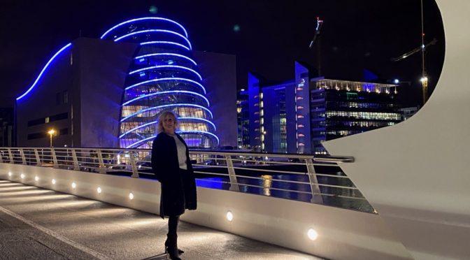 """Dublino konferencijų centras"" – Silvija Trave TIps"