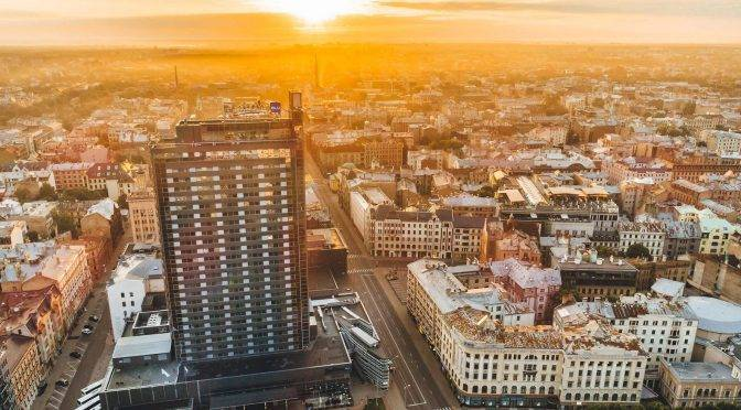 Riga home to the  Baltics biggest conference Hotel – Silvija Travel Tips