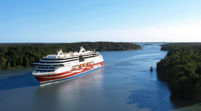 Viking Line's service over the next few weeks – Silvija Travel Tips