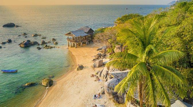 Ko Tao praised for strong coral reef conservation – Silvija Travel Tips