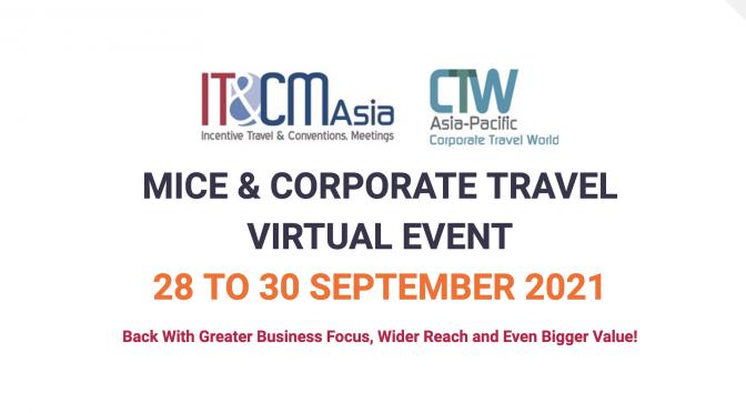 Virtual IT&CM Asia 2021, Bangkok, Thailand -Silvija Travel Tips