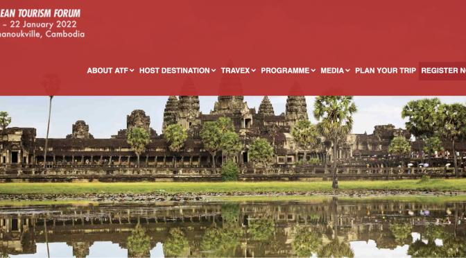 ASEAN Tourism Forum 2022, Preah Sihanoukville, Cambodia – Silvija Travel Tips