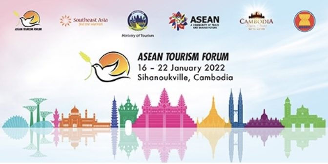 """""""ASEAN – A Community of Peace and Shared Future"""", ATF 2022"""